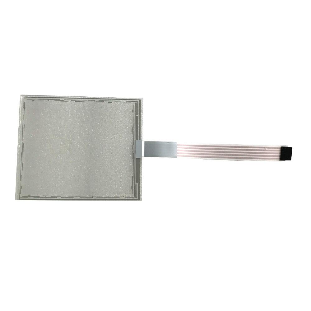 OB-R5070A4, 7 painel resistive do tela táctil do fio da polegada 5, espessura de 3mm