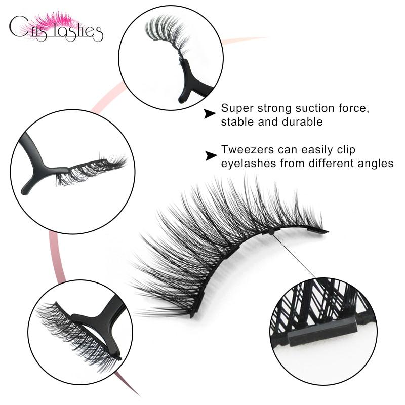 Magnet eyelash set (11)