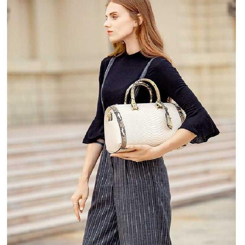ZOOLER Exclusively Genuine Leather Luxury Handbags Women Bags Designer Handbag Black High Quality Ladies Hand Tote Bags #150