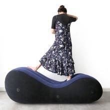 hot !! love make inflatable sofa, high feeling bed sofa chair