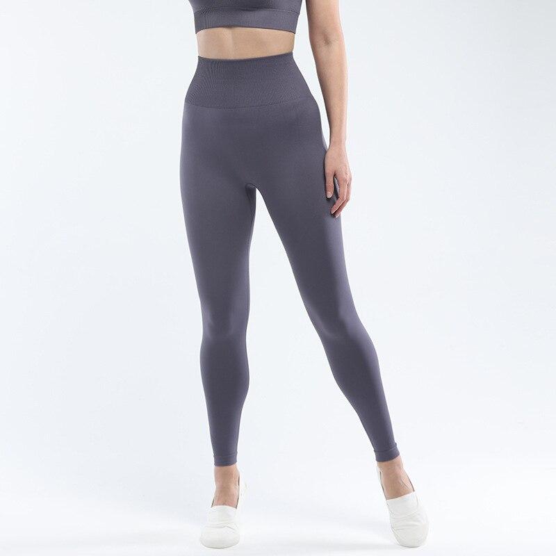Купить брюки для йоги mindstream бесшовные эластичные леггинсы с завышенной