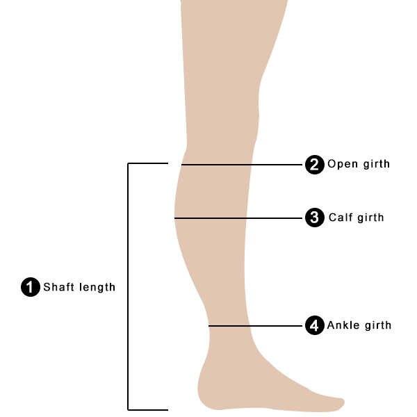 תפור לפי מידה עבור את צבע, דפוס, סגנון, ומדידה נשים סקסי מגפיים