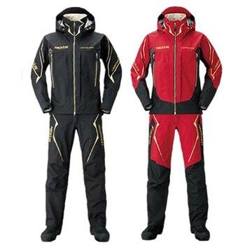 Shimano 2020 Yeni Açık Spor Rüzgar Geçirmez Su Geçirmez Balıkçılık Giyim Balıkçılık Ceket Ve Pantolon Balıkçılık Gömlek Erkekler Balıkçılık Takım Elbise
