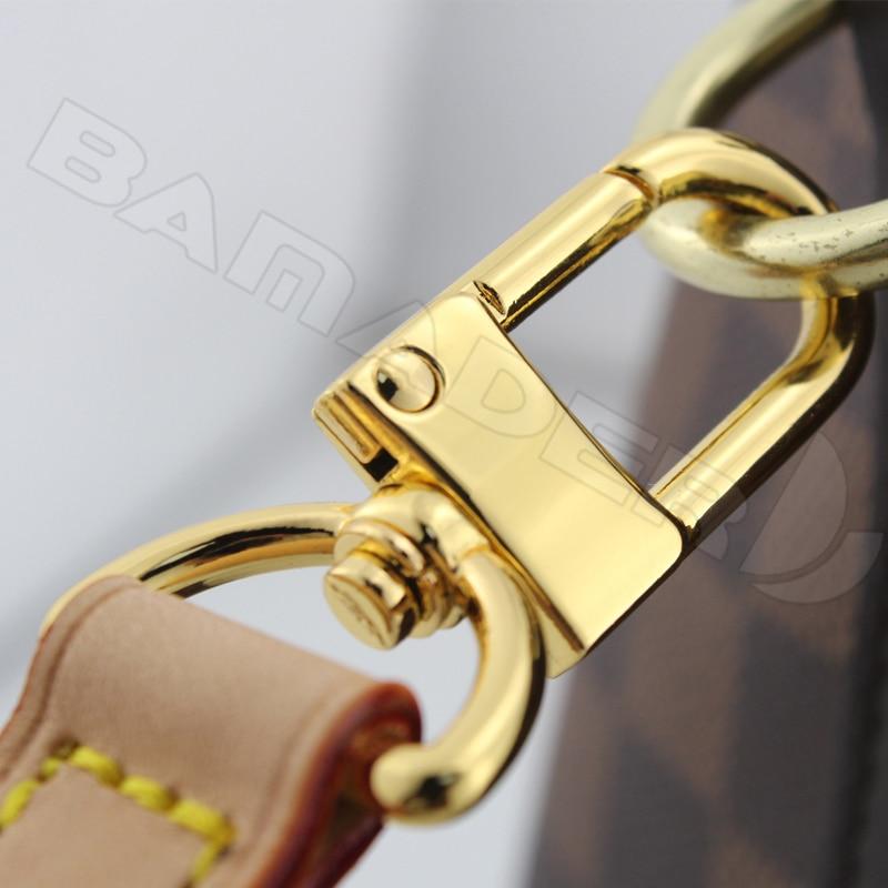 Купить с кэшбэком BAMADER Genuine Leather Bag Strap High Quality Shoulder Strap Bag Accessories Narrow Bag Strap Hot Fashion Shoulder Bag Parts