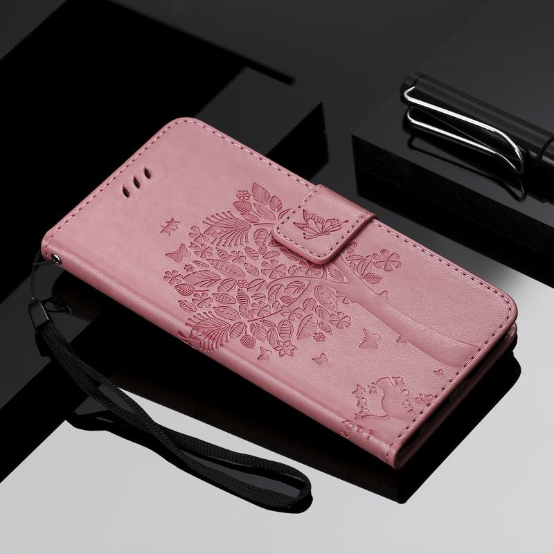 Case For Huawei P40 Lite E Case Cover Wallet Cards Holder Flip Cover For Huawei P40 Pro Phone Case Leather Smartphone Protector