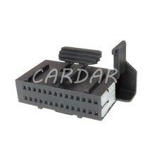 1 компл., 28-контактный Электрический автомобильный жгут проводов, соединитель, автомобильный Кабельный разъем с клеммами