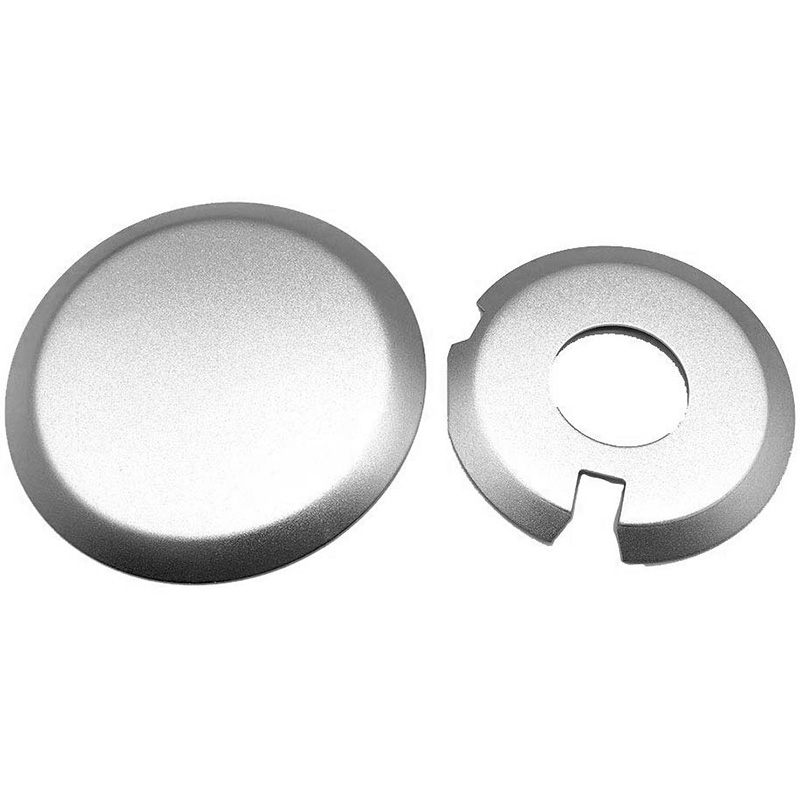 Engine Ignition Clutch Case Covers Guards Protector Kit Silver For Kawasaki KLX400 Suzuki DR-Z400 DRZ DR-Z 400S 400SM 400E 00-16