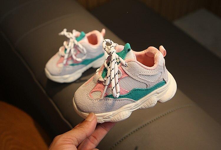 2020 novas crianças sapatos esportivos para meninos
