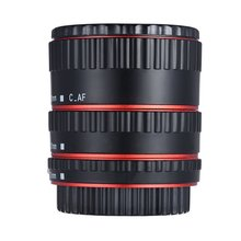 лучшая цена Lens Adapter Mount Autofocus close-up Ring voor Canon electronic close-up ring Macro shooting adapter ring