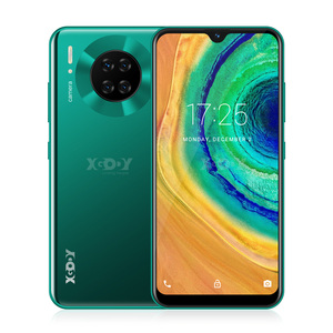Смартфон XGODY Mate 30 4G, экран 6,26 дюйма, Android 9,0 19:9, 3 Гб ОЗУ 32 Гб ПЗУ, 2850 мАч, четыре ядра, две SIM-карты, GPS, Wi-Fi, мобильный телефон