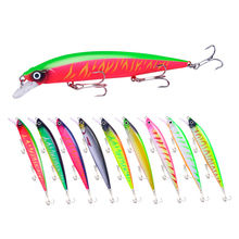 1pcs Sinking 14cm/18.3g Minnow Fishing Lure Hard Artificial Bait 3D Eyes Fishing Wobblers Crankbait Minnows 1pcs japan minnow artificiais hard bait 9 5cm 15g sinking minnow fishing lures wobblers crankbait swimbait 3d fishing eyes