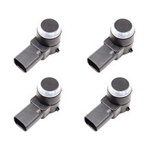 4 Pcs Parking Sensor Parktronic Sensor 9663821577XT for Peugeot 307 308 407 Rcz Partner Citroen C4 C5 C6(China)