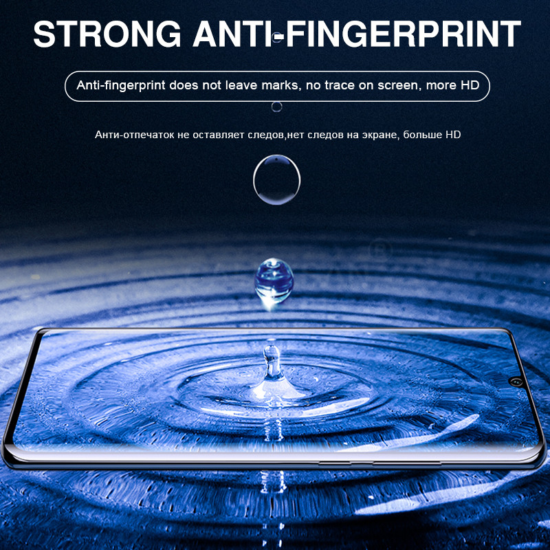 3Pcs Protective Hydrogel Film For Huawei P40 Lite P20 P30 Pro Mate 20 Lite P smart 2019 Nova 5T Screen Protector Film Not Glass 3