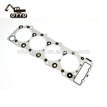 цена на ZAX200-3 4HK1 Cylinder Head Gasket 8-98114256-0 8981142560 For Diesel Engine Spare Parts