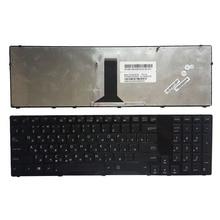 Russische Laptop Keyboard Voor Asus K93 K93S K93SM K93SV K95 K95V K95VB K95VJ K95VM Ru Toetsenbord Zwart