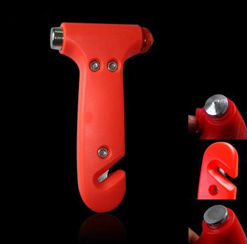 Seat Belt Cutter Car Safety Auto Knife Tool Glass Breaker Life Hammer Emergency Rescue From Danger Tool Windows Belt Equipment