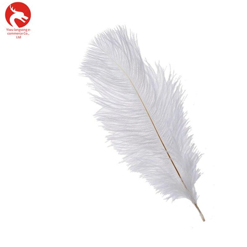 """25 Autruche Plumes 23-28/"""" Full aile de nombreuses couleurs de plumes; Halloween//Mardi-Gras"""