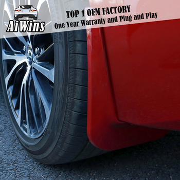 Car styling For Toyota Camry 18-19 Paint fender mudguard exterior front and rear wheel soft plastic file mud tile car Accessorie