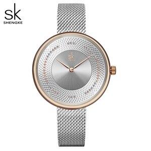 Women Watch SK Luxury Brand Simple Women