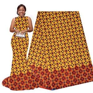 Nova chegada ancara arican tecido 2020 hollandis tecido nigeriano tecidos de impressão de cera cera impresso tecido