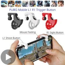 Л1 Р1 L1R1 триггер Pubg мобильный контроллер джойстик для сотового телефона с Android на iPhone геймпад геймпад джойстик для смартфонов