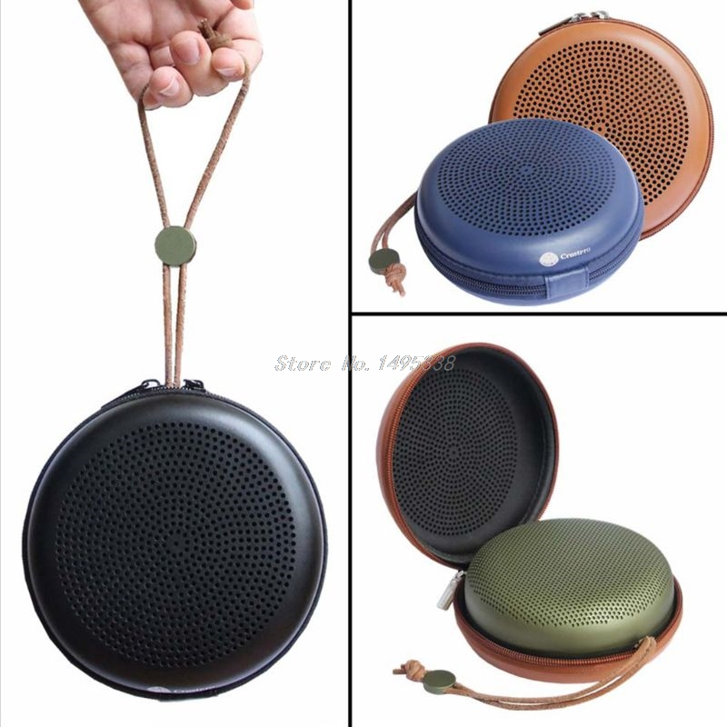 Protective Carrying Bag Pouch Cover Case For BeoPlay A1 B&O Play By For BANG & OLUFSEN Bluetooth Speaker Whosale&Dropship
