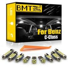 BMTxms для Mercedes Benz C class W202 W203 W204 W205 S202 S203 S204 S205 CL203 C204 C205 автомобильное светодиодное Внутреннее освещение Canbus