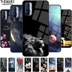Tempered Glass Phone Case for Oneplus 8T Nord 8 Pro 3 3T 7T Pro Back Cover One Plus Nord Oneplus3t oneplus8 Shockproof Coque
