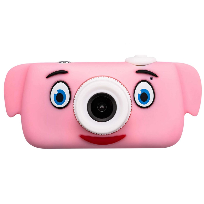 D3Plus 18 Million Children's Camera Digital Toy Photo Mini Cartoon Children's Camera