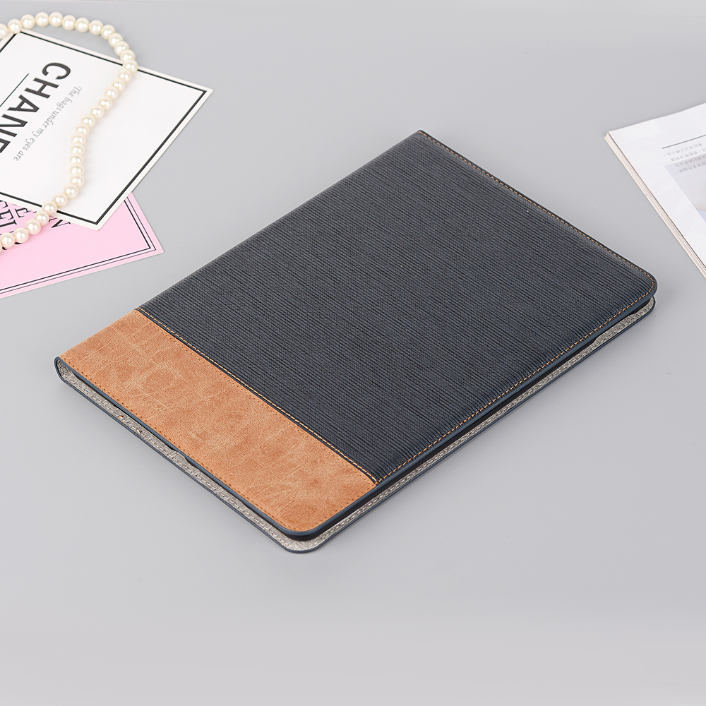 C Black Leather Case for iPad 10 2 2019 7 7th 8th Generation pro 10 5 2017 Cover