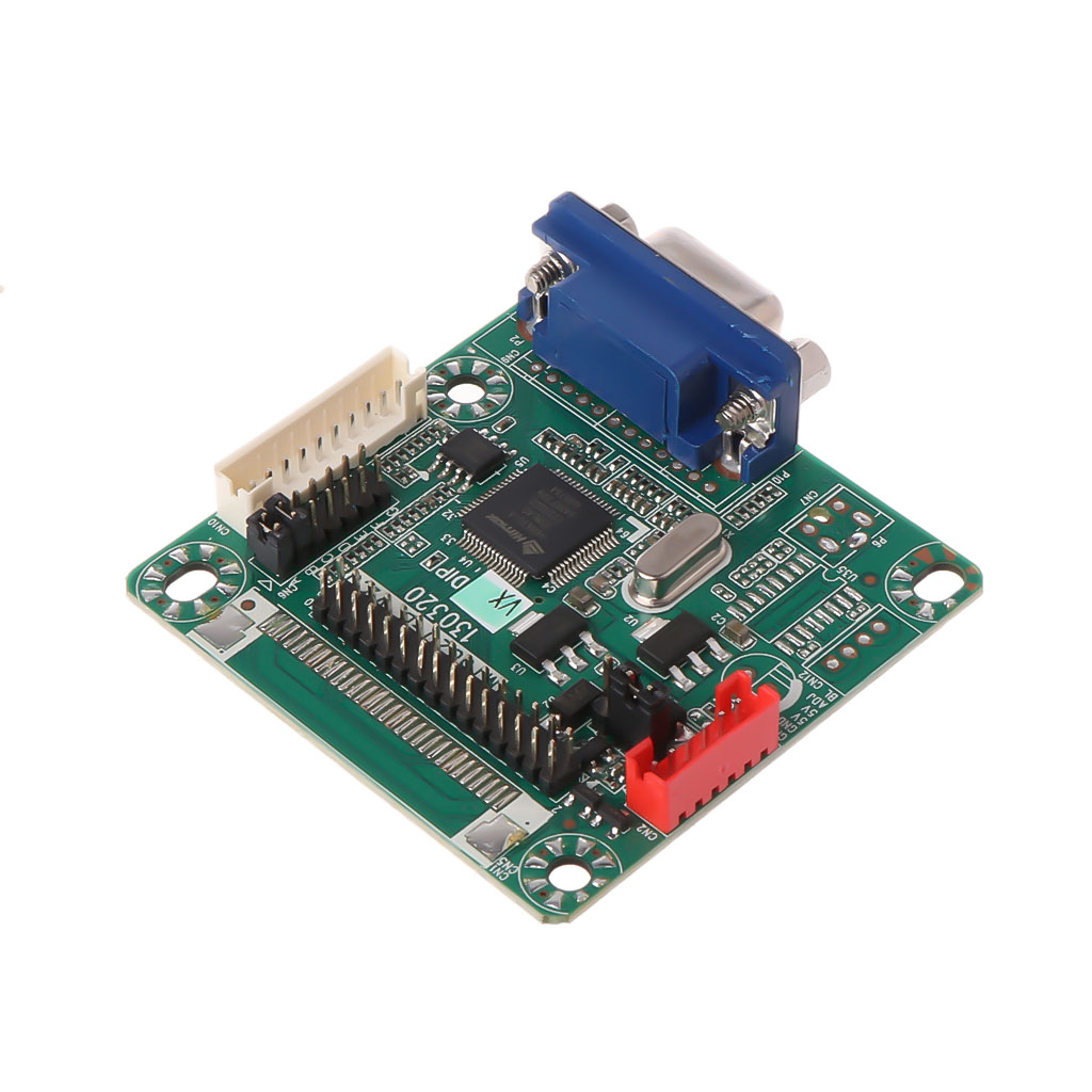 High Quality New 2019 For MT6820 GOLD-A7 Driver Controller Board For 8-42 Inch Universal LVDS LCD Monitor  Hot Sale