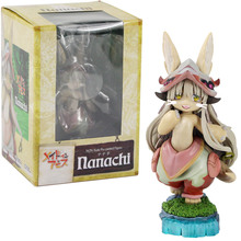 15cm Made in Abyss Nanachi doll Anime Figure PVC Collection Model Toy A