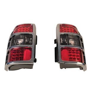 Image 3 - Geändert Auto LED Rücklicht Für Mitsubishi PAJERO V31 V32 1991 1992 1993 1994 1995 1996 1997 Bremslicht Blinker 2Pcs L R