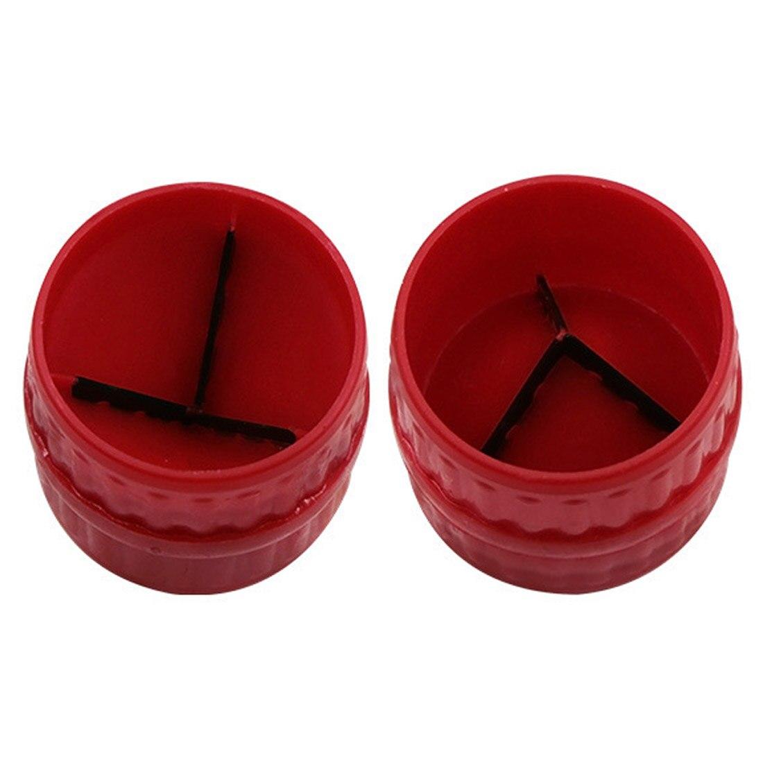 Metal Tubes Heavy Duty Deburring Tool 5mm-38mm Internal External Tube Pipes For PVC Copper Aluminium Steel Pipe Tube