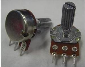 Бесплатная доставка. 3 фута один совместный потенциометр для усилителя 5K потенциометр длина ручки 15 мм