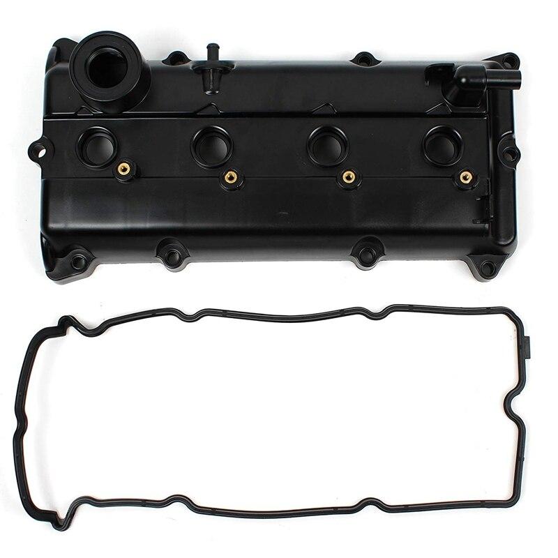 Cnvg-D1252Vc Engine Valve Cover, Valve Cover Gasket, Plug Seals For 2002-2006 Nissan Altima Sentra 2.5L Qr25De 132643Z001