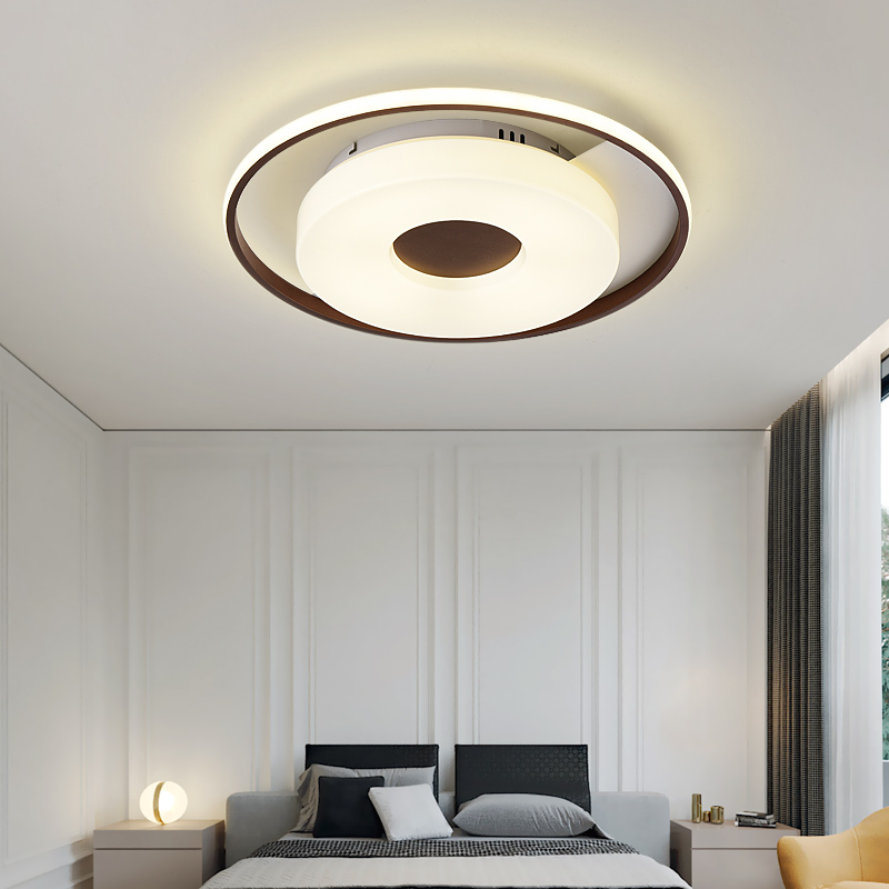 Modern LED Ceiling Lights Living room Bedroom lustre de plafond moderne luminaire plafonnier Lustre avize round ceiling lamp