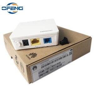 Image 1 - 50 pz nuovissimo Huawei HG8010H ont GPON ONU 1G SC UPC firmware apparecchiature di comunicazione ottica con adattatore di alimentazione, senza scatola