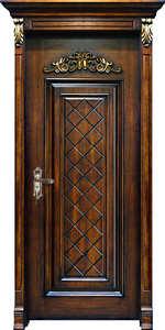 Doors Interior-Door-Available Solid Custom C-017 Oak Contemporary Traditional Single
