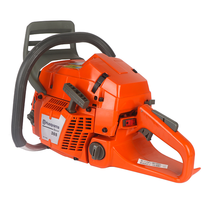 365 Gasoline  Big Power Heavy Duty Easy Start Stable Strong Performance 2 Stroke Petrol Saw Bare Chainsaw W/O Guide Bar & Chain