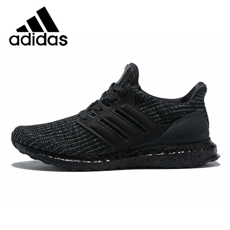 Original <font><b>Adidas</b></font> Ultra Boost 4.0 UB 4.0 Popcorn Unisex <font><b>Sneakers</b></font> New Arrival Men and Women Cozy Outdoor Sport Running Shoes BB6171 image