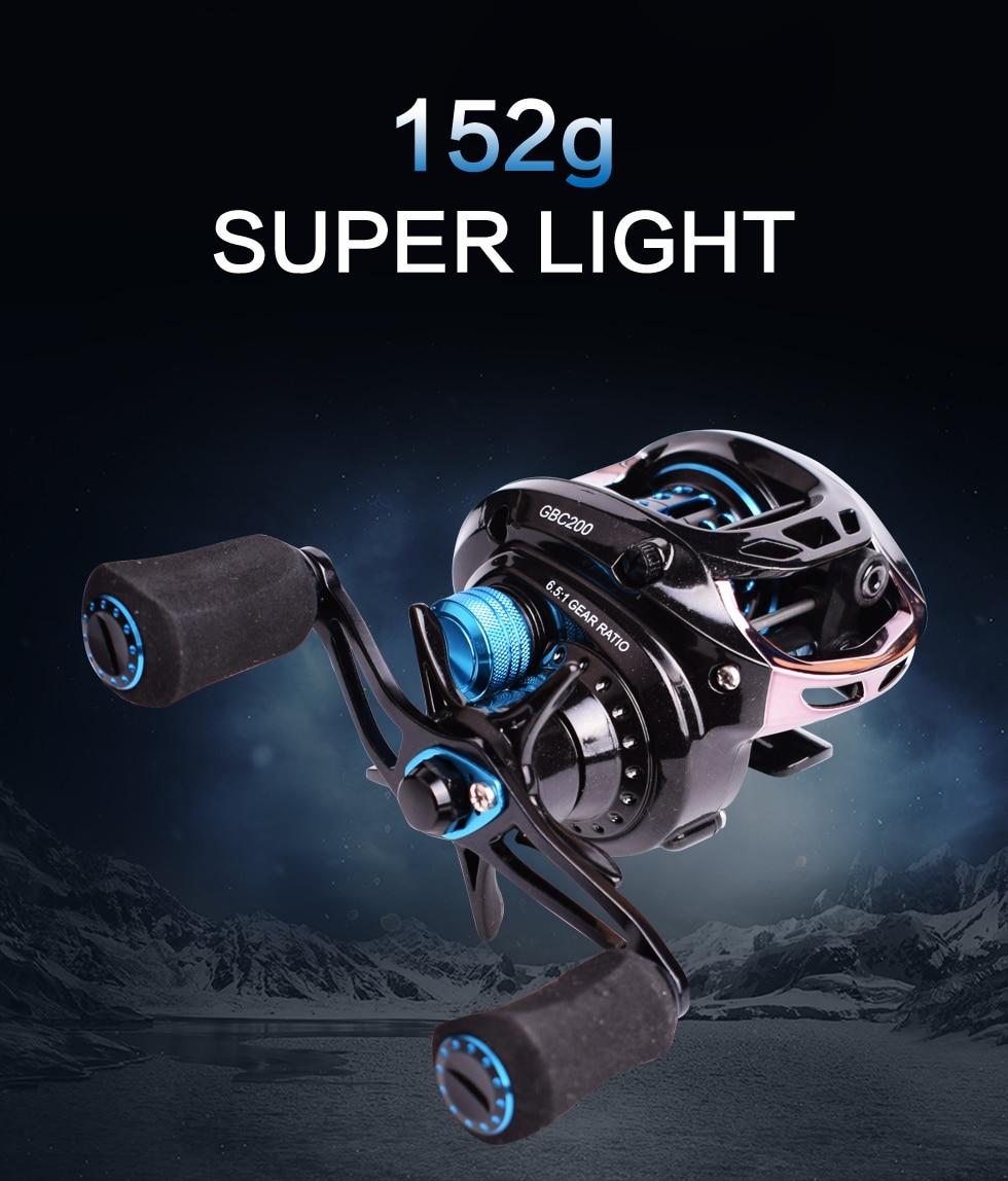 ligero 152g 6,5: Metal 1