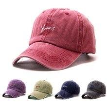 قابل للتعديل خمر رسائل أبي قبعة غسلها القطن الرجعية قبعات بيسبول للرجال النساء