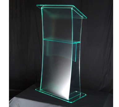 Church Podiums Crylic Church Lectern Perspex Church Podium Church Platform Pulpit Lectern