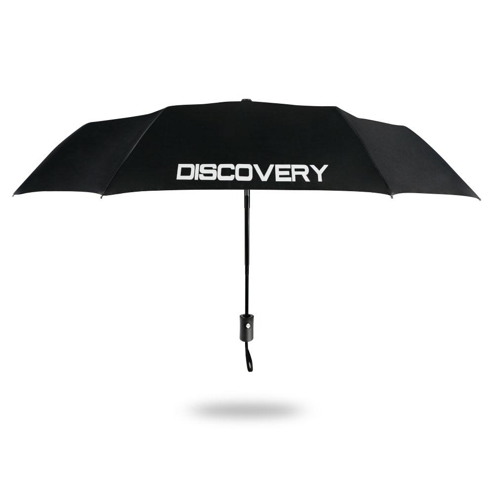 Auto Windproof Sun Beach Umbrella For Land Rover Discovery 3 4 Car Automatic Folding Waterproof Sunshade Umbrella Accessories