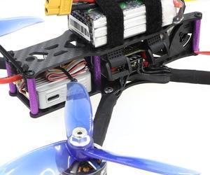 Image 4 - HSKRC HX230 X250 230mm 250mm בסיס גלגלים סיבי פחמן FPV מירוץ Drone מסגרת פריסטייל עבור DJI FPV אוויר יחידה DJI דיגיטלי FPV מערכת
