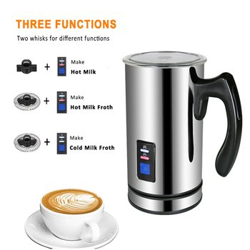 Milking Machine Automatic Hot And Cold Coffee Electric Milking Machine Home Warm Milk Machine Foaming Machine