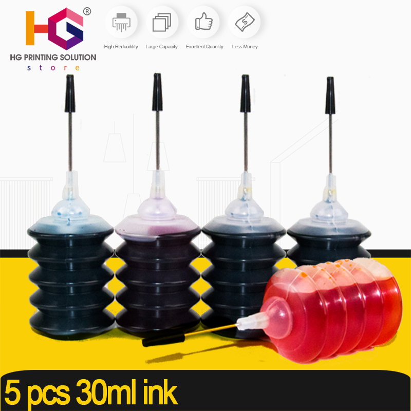 Картридж для принтера hp 301 304 302 123 122 652 650 21 22 140 141 950 655 364 903 953 XL