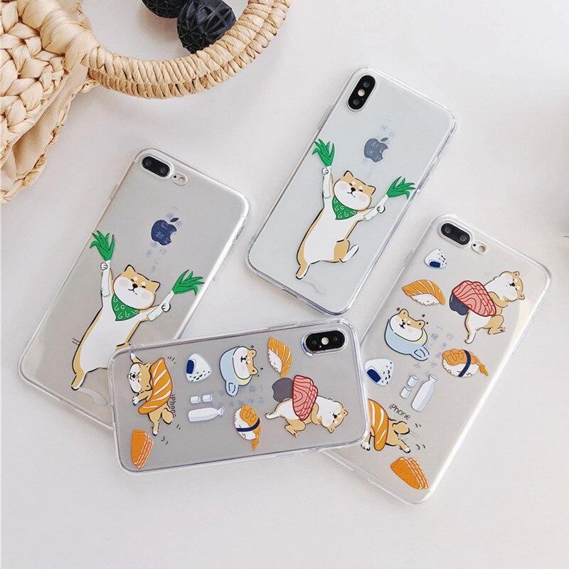 iphone 7 coque sushi