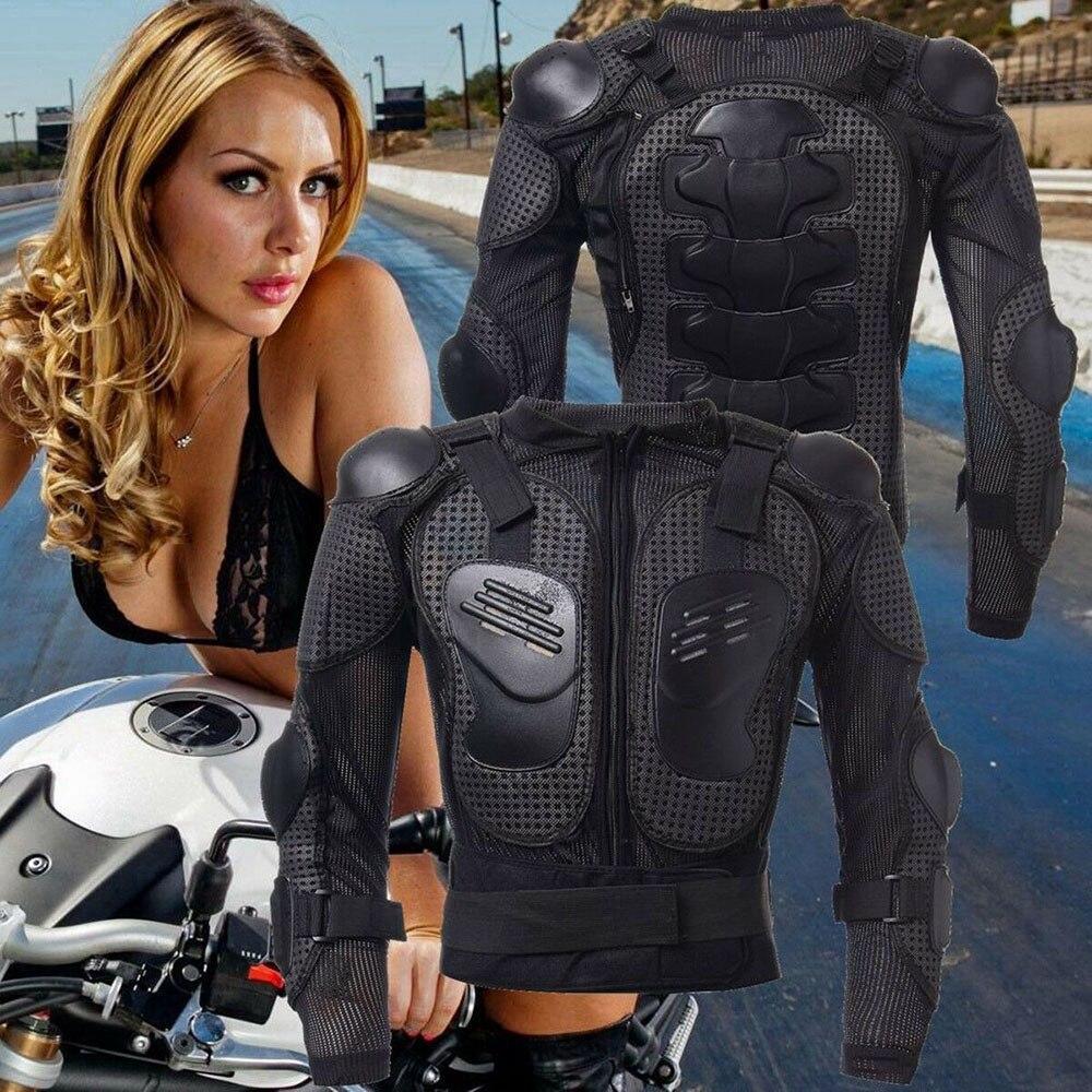 Мотоциклетная куртка для езды на мотоцикле, бронированная защита для позвоночника, плеч, груди, аксессуары